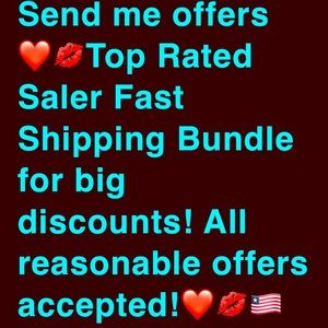 Other - I accept reasonable offers !